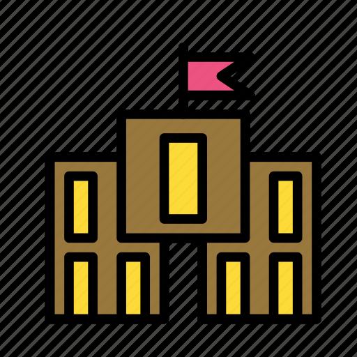 Camp, school, university icon - Download on Iconfinder