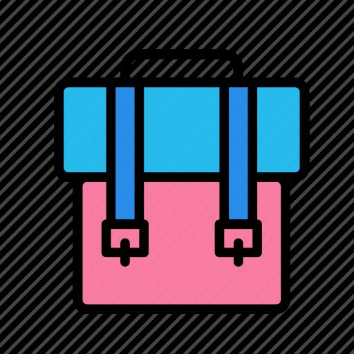 transport, trip, tripbag icon