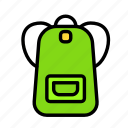 transport2, trip, tripbag icon