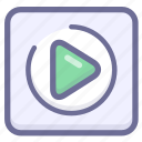 knowledge, learning, tutorial icon