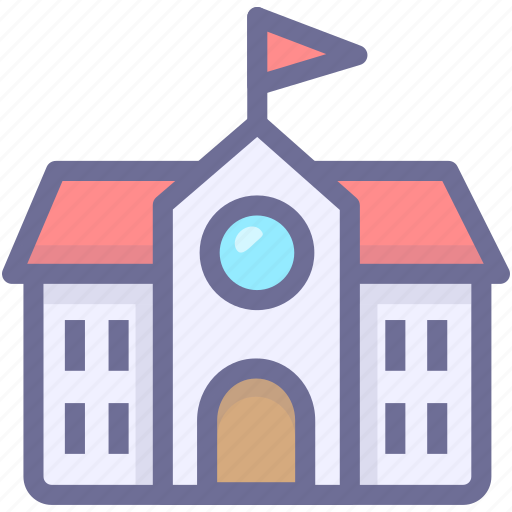 classroom, education, school, university icon