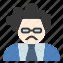 avatar, doctor, oldman, professor, scientist, teacher