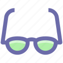 eyeglasses, eyeware, fashion, glasses, sunglasses, view icon