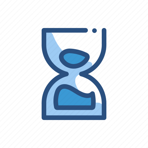 deadline, hourglass, sandglass, time, timer icon