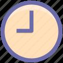 .svg, alarm, clock, school clock, time, time optimization, watch icon