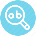 .svg, find, magnifier, magnify glass, search, searching, zoom icon