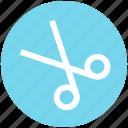 .svg, barber, cut, cutting, haircut, paper cut, scissor icon