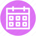 .svg, agenda, appointment, calendar, date, day, schedule icon