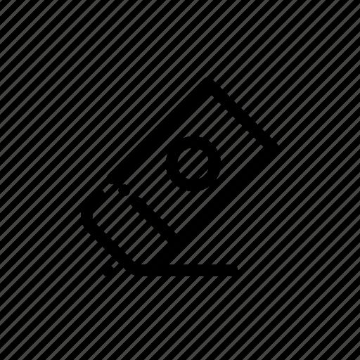 clear, erase, eraser, rubber icon