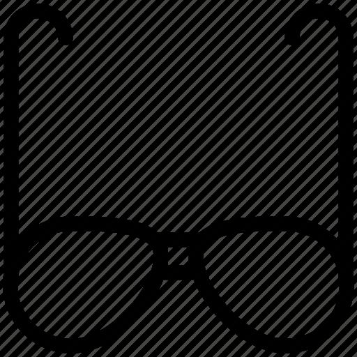 eyeglass, eyeglasses, glasses, reading glass, reading glasses icon