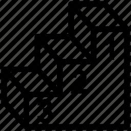bars graphic, black, education, graphic, interface, stats, symbol icon