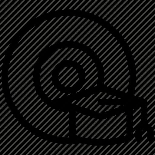 cap, compact, digital, disc, education icon