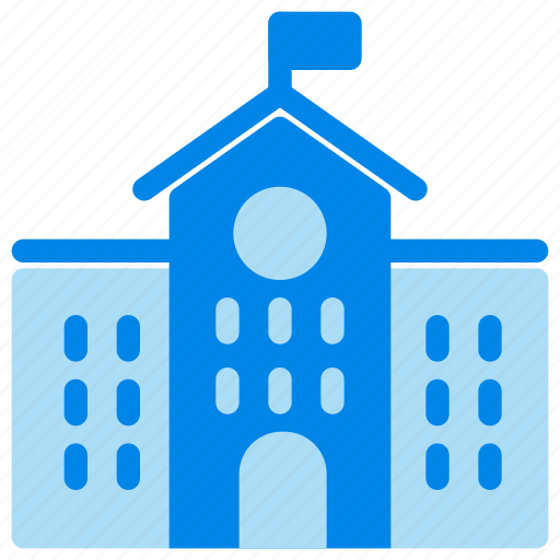 Architecture, building, college, school building, university icon - Download on Iconfinder