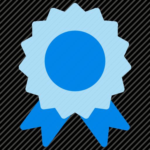 award, badge, certificate, prize icon