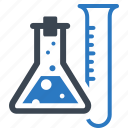 chemistry, education, experiment, laboratory, research, science, study icon