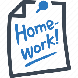 education, homework, learn, pin, school, study, task icon