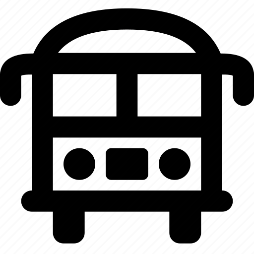 automobile, bus, ride, school bus, traffic, truck, vehicle icon