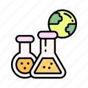 chemistry, e-learning, education, pharmacy, science icon