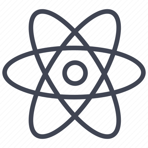Atoms, education, experiment, laboratory, molecule, science icon - Download on Iconfinder