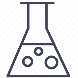 chemistry, education, lab, laboratory, school, science icon