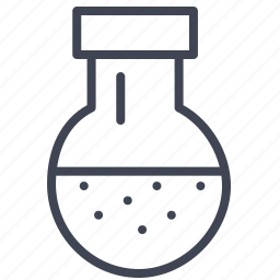 education, lab, laboratory, learning, school, science icon