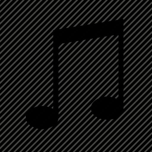 audio, instrument, music, musical, note, speaker, volume icon