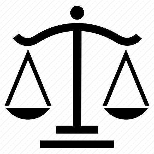 Justice, law, scale icon - Download on Iconfinder