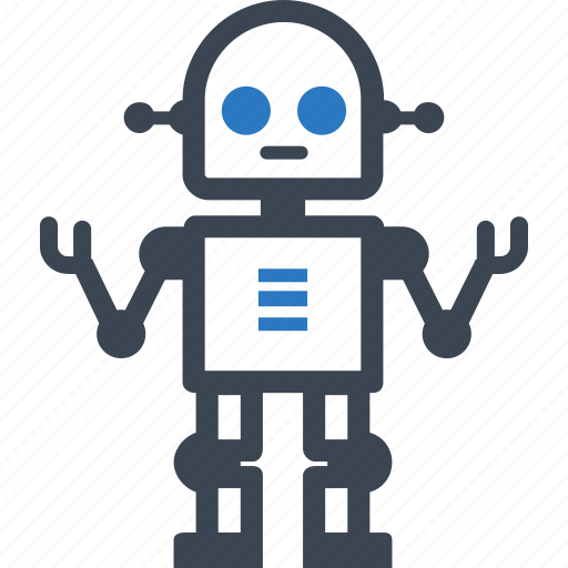 automatom, education, robot icon