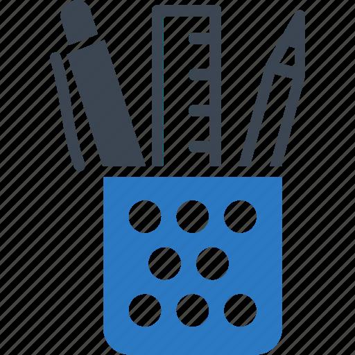 education, office, school supplies icon