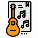 class, education, learning, music, school, student, study icon