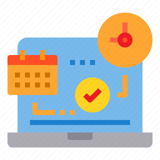 education, learning, school, student, study, timetable icon