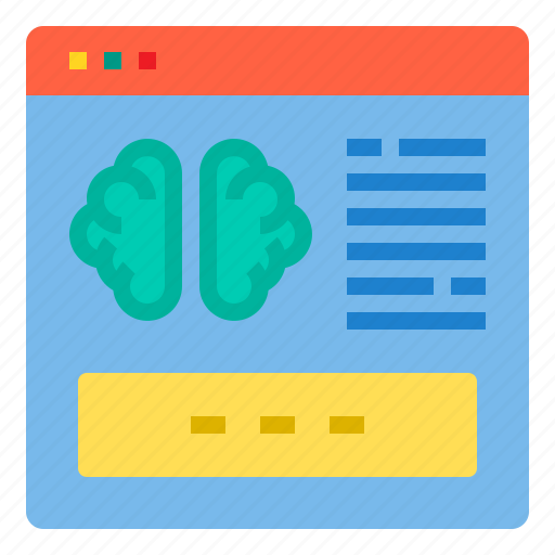 education, learning, school, student, study, website icon