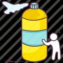 aerosol, aerosol spray, graffiti spray, painting spray, spray bottle, sprayer icon