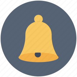 alarm, bell, notification, reminder icon icon