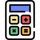 calculator, counting, education, knowledge, learning, math, number
