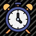 alarm, clock, time, timer, watch
