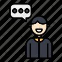 communication, express, interaction, interface