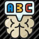 education, abc, thinking, learning, knowledge, idea, brain