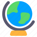 globe, earth, world, geography, planet