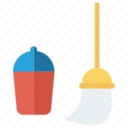bin, dust pan, garbage, trash icon icon