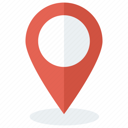gps, location, map, navigation, pin icon icon