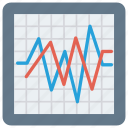 analytics, charts, diagram, graph, marketing icon icon
