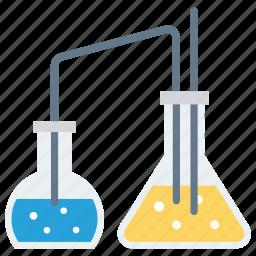 lab, laboratory, physics, tubes icon icon