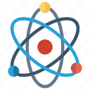 quantum, physics, science icon, atom icon