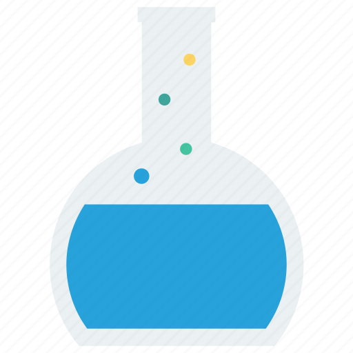 chemistry, experiment, lab, laboratory, research, science, test icon icon