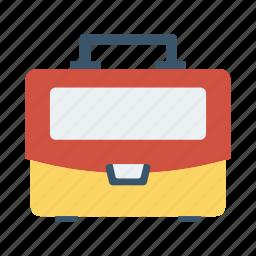 bag, briefcase, business, case, job, portfolio, suitcase icon icon