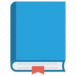 author, book, education, library, notebook, read, reading icon icon