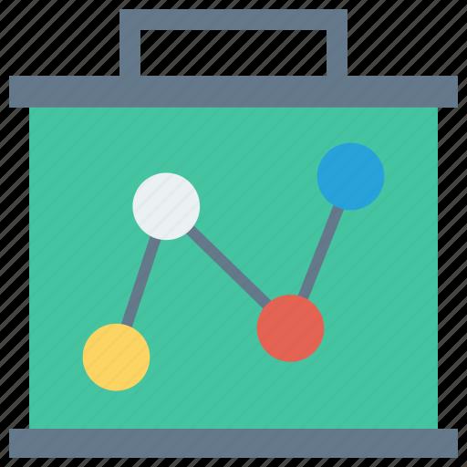 folder, molecule, science, science folder icon icon