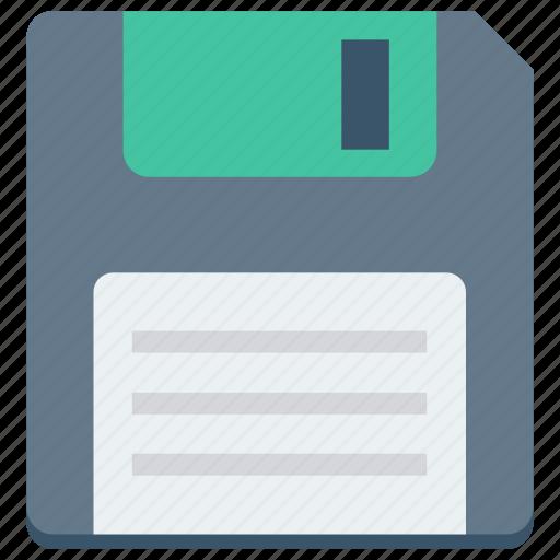 disk, floppy, save, storage icon icon