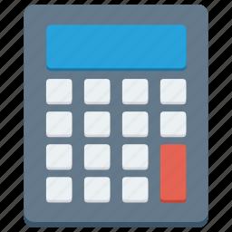 calculation, calculator, count, education, math, seo icon icon